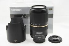 TAMRON SP 70-300mm F4-5.6 Di VC USD A005 Lens for Nikon F Mount w/ Box #200624g
