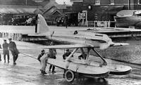 OLD LARGE PHOTO AVIATION HISTORY the Supermarine S.5 Racer Seaplane c1940