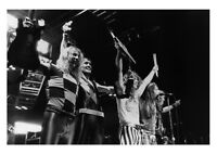 Iron Maiden - Awesome Promo Press Live Photo - The Number Of The Beast Killers