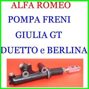 Pompa freni modello Ate pedaliera bassa A.R.105 duetto e varie- Brake pump