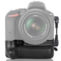 Meike MK-D5500 Vertical Battery Grip Pack holder for Nikon D5500 Camera EN-EL14A