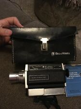 Vintage Bell & Howell Super 8 Auto load Video Camera