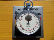 NOS Vintage SWISS HEUER 7 Jewels Manual Stopwatch,New Old Stock