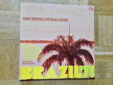 Honey Drippers & The Pegalo Singers – Brazil´71  lp ( SEALED )