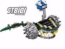 LEGO SUPER HEROES DC COMIC `` KILLER CROC'S VEHICLE ´´  Ref 76055 NO MINIFIGURAS
