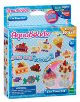 30278 Aquabeads Tea Time Play Set includes 330 Beads Girls Age 4 years+