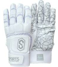 Sports Unlimited Max Clash Adult Padded Lineman Football Gloves, New