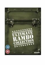Cameron Pearson Julie Benz-ultimate Rambo Collection Blu-ray