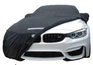 MCarcovers Fleece Car Cover + Sun Shade for 1999-2004 Chrysler 300M MBFL_92530