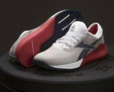 Reebok - CrossFit Nano 9 - Women's - White/Primal Red/Collegiate Navy - 8.5 US