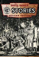WALLY WOOD EC COMICS STORIES ARTISAN EDITION Softcover Original Artwork IDW TP
