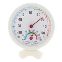 Jauge d'humidité hygromètre extérieur mini thermomètre Compteur température LTfw