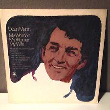 "DEAN MARTIN - My Woman, My Woman, My Wife - 12"" Vinyl Record LP- EX"
