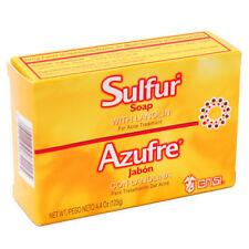 BioSulfur Soap with Lanolin 4.4oz