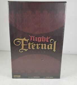 True Blood Night Eternal Card Game, by Cryptozoic Entertainment Factory Sealed