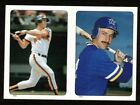 1985 Topps Baseball Stickers #1 - 369 You Pick Your Card   FREE SHIPPING OFFER