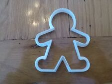027 Ginger bread man cookie cutter