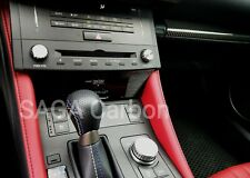 Fits Lexus IS RC 2013~ON Aluminum alloy Power control Knob / Sound Knob