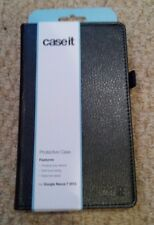 CASEIT GOOGLE NEXUS 7 2013 BLACK CASE