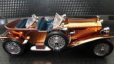 Vintage Antique 1920s Rolls Royce Auto Sport Car Rare Exotic 1 24 Concept Art 12