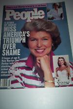 People- June 10, 1991 Marilyn Van Derbur, Charles & Diana, K. Spacey