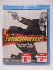 The Transporter (Blu-ray Disc, 2006) NEW & SEALED