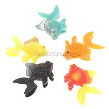 5pcs Artificial Swimming Fake Fish Ornament Decoration for Aquarium Tank