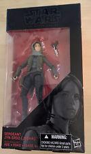 "Star Wars Rogue One 6"" Black Series Sergeant Jyn Erso (Jedha) Action Figurine"