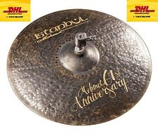 "Istanbul Mehmet Signature Series 13""Inch 61st Anniversary Vintage Hi-Hat Cymbals"