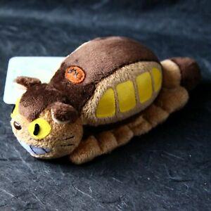 OFFICIAL Totoro - Mini Catbus plush - NEW