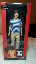 "Hasbro One Direction 2012 Louis Tomlinson 12"" Collector Boy Band Doll-New-1D"
