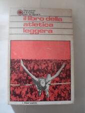 LIBRO DELLA ATLETICA LEGGERA  ED.GARZANTI 1979