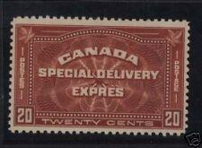 Canada #E4 XF/NH