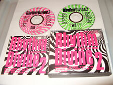 RHYTHM DIVINE 2 - 2 CD FAT BOX 1991 -34 TRACKS