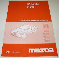 Werkstatthandbuch Elektrik Mazda 626 Karosserie Typ GF 1997 - 2002