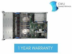 "HP Server DL380 Gen9 24 SFF 2x E5-2660 v4 192GB Ram 22x 900GB 2.5"" HDD"