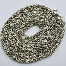 800 Silber Kette - Königskette Form & Stil -2.7.20