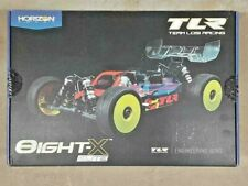 Team Losi Racing 8IGHT-X 1/8 4WD Elite Competition Nitro Buggy Kit TLR04010 New!