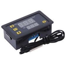 LED Digital Thermostat Temperature Controller Temp Sensor Control Relay DC 12V