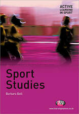 Sport Studies by Barbara Bell (Paperback, 2009)