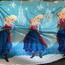 Disney Frozen Elsa Anna Princess Shower Curtain 72x72