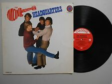 Monkees R&R LP (COLGEMS COM-103) Headquarters MONO