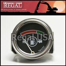 1W0707 Fuel Pressure Gauge for Caterpillar Engines 3406, SR4.  (1W5168, 3H3344)