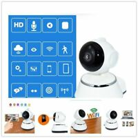 Smart Wifi 5X ZOOM Outdoor CCTV HD 1080P IP Camera IR Cam 2 Way Talk Security
