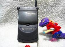 Original Motorola StarTAC 328 328c Flip Antena 2G GSM 900 Unlocked CellPhone
