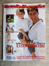 BABILONIA mensile gay e lesbico n.167 giugno 1998 Aubrey Beardsley, Tyrone Power