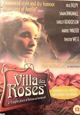 VILLA DES ROSES JULIE DELPY TIMOTHY WEST SHIRLEY HENDERSON CDA UK 2002 DVD L NEW