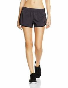 Adidas Women's Black Climalite Tight Fitted Active Running Shorts Size L AY4390