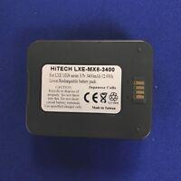 20 Batteries(Japan Li3.7v3.6A)For LXE/Honeywell MX8 #MX8A380BATT/161376-0001...