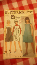 Butterrick 3717 sewing pattern Size 14  34